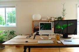 パソコン置き場、SOHO